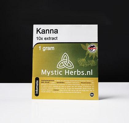 Kanna Extract 10x