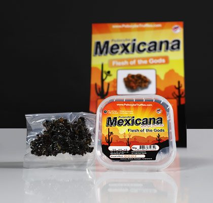 Mexicana Mushroom Truffles